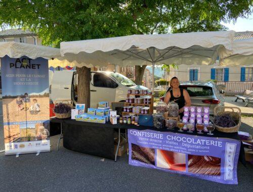 Marché artisanal de Banon (1)